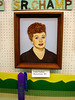 Crop Art Lucy!