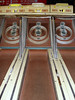 Marty's Skeeball machines are the earliest I've ever seen and in amazing condition.
