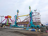 New this year at Funtown Pier at Seaside Heights is a Huss TopSpin (used and I suspect this might be from Myrtle Beach's Pavilion) and a Zamperla Midi Discovery