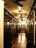 Old Subway car interior