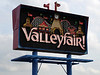 Classic Valleyfair sign -  original to the park.