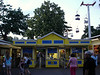 Waldameer does not have an entrance fee but this is the main entrance to receive wristbands