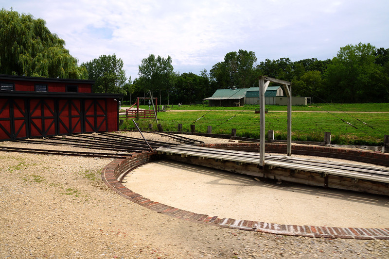 Little A-Merrick-A - train ride