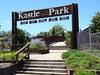 Kastle Park is a small FEC located across the street from Bay Beech with go-karts, mini golf, batting cages and the like.
