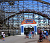 Bay Beach Amusement Park - Green Bay Wisconsin.