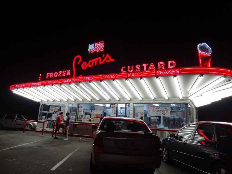 Leon's Frozen Custard - a Milwaukee must!