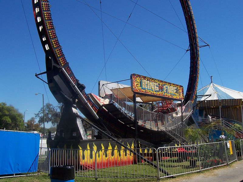 Ring of Fire built by Larson Industries