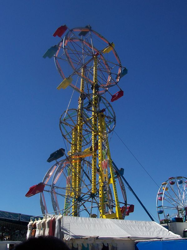 Another look at the Sky Wheel