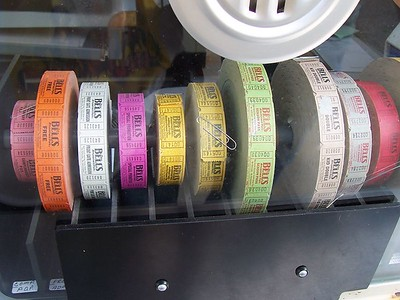 Think they have enough different kinds of tickets that they use?