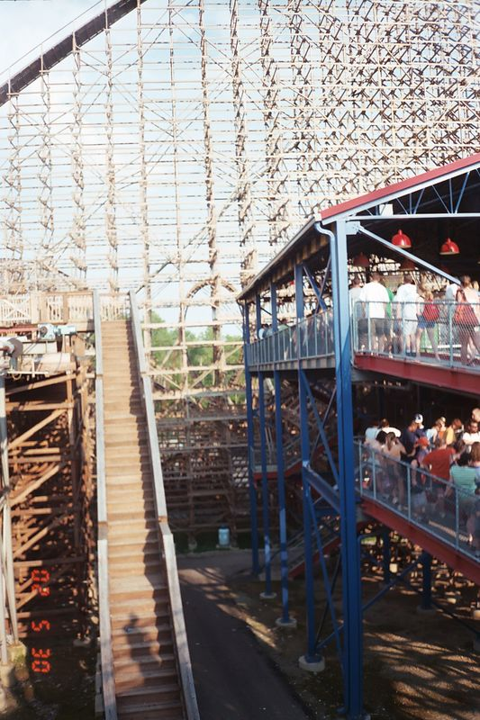Son of Beast's station