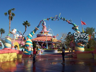 Seuss Island