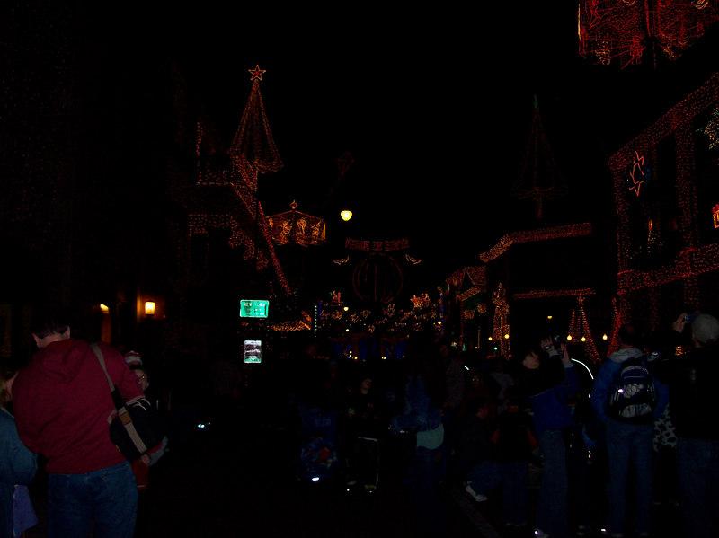 Street of Lights start point