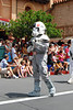 AT-AT driver<br /> The mighty 501st division, Vader's Fist. This is actually a group of of over 4000 fans who have gotten together, make their own outfits, do appearances, and do such a great job they are now immortalized in the books and games.