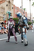 Jango Fett and Zam Wessell, bounty hunters