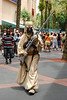 Tusken Raider on Commissary Lane