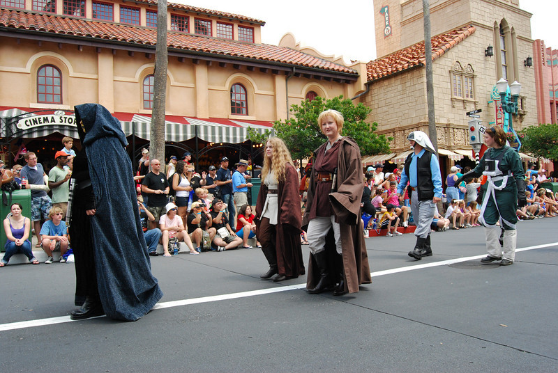 Jedi and rebels