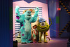 Mike and Sully, the strangest aliens of all