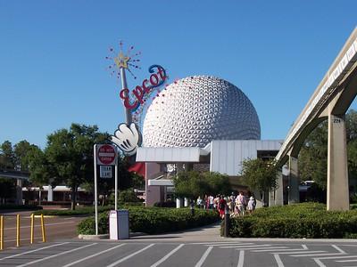 Walt Disney World- Epcot
