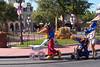 Clarabell Cow, Family Fun Day parade, Magic Kingdom