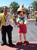 Pinocchio, Magic Kingdom