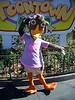 Abby Mallard from Chicken Little, Magic Kingdom