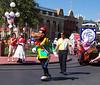 Horace the Horse, Family fun Day parade, magic kingdom