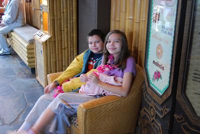 Ohana's and a bit of resorts