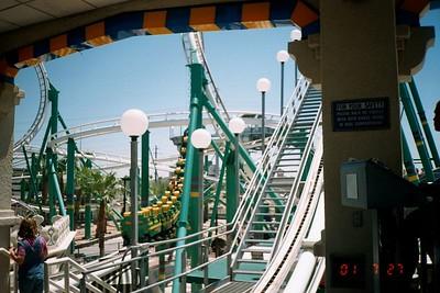 Castles & Coasters- Phoenix, 2001
