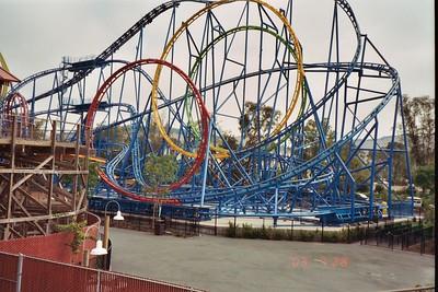 Six Flags Marine World 2003