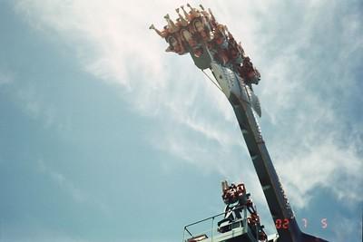 Six Flags Marine World summer 2002