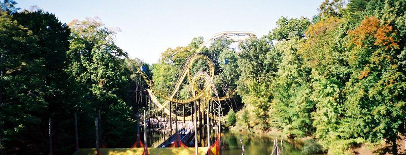 Busch Gardens Williamsburg, November 11, 1998