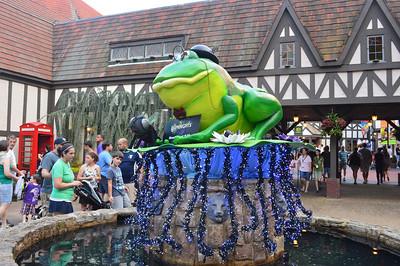 Busch Gardens, August 3, 2013