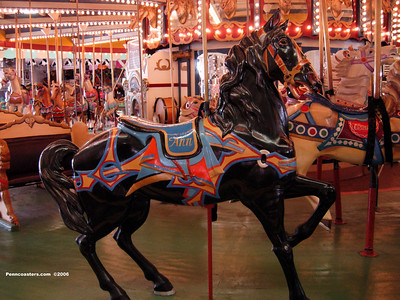 Floyd L Moreland Carousel