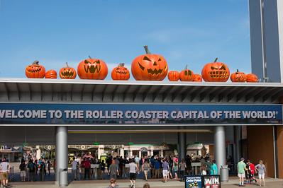 Cedar Point 9/28/2014