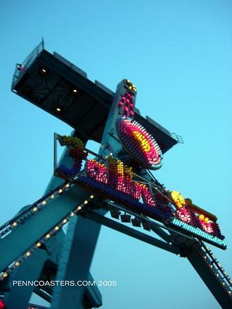 Clemeton Park: August 13, 2005