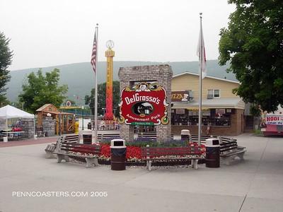 DelGrosso's Amusement Park: July 18, 2005