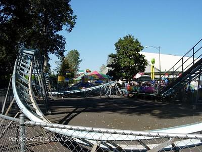 Oaks Park: August 24, 2005