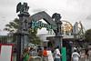 Poltergeist entrance
