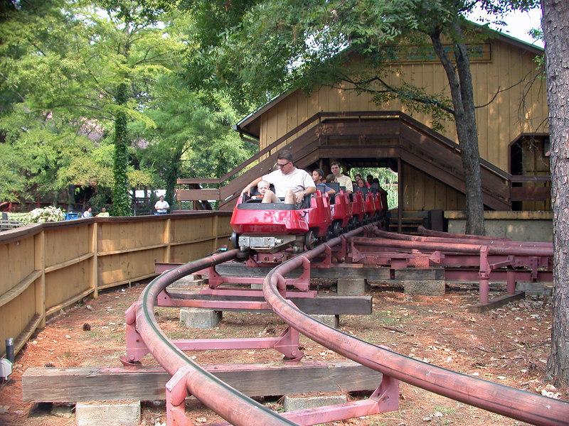 DSCN6759 Mini Mine Train