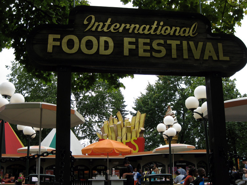 International Food Festival.