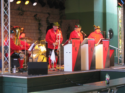 Jolly Kopperschmidts German beer band.
