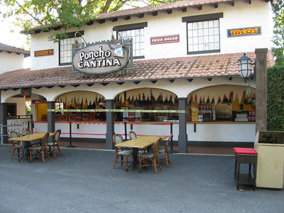 Poncho Cantina restaurant.