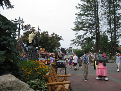 I visited Canobie Lake Park on August 25, 2012.