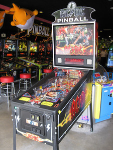 The new AC/DC pinball game.