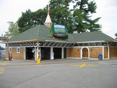 "The Lakeside Arcade was renamed ""Boathouse Casino""."