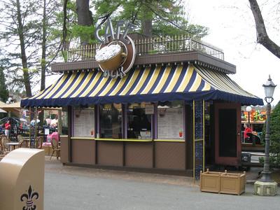 Cafe D'Or.