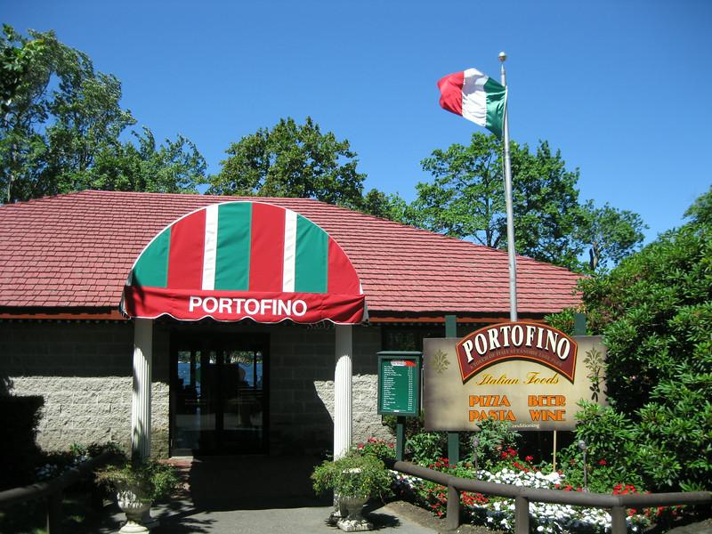 Portofino restaurant.