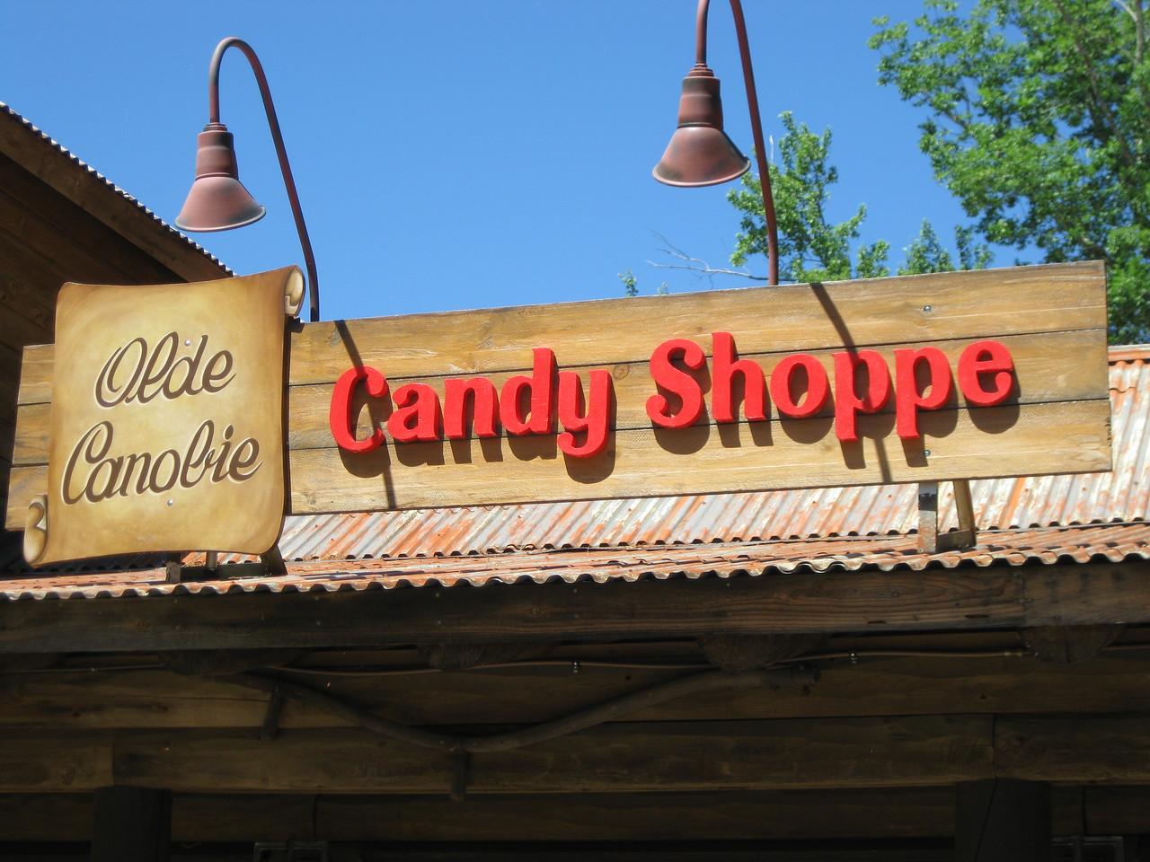 Candy Shoppe.
