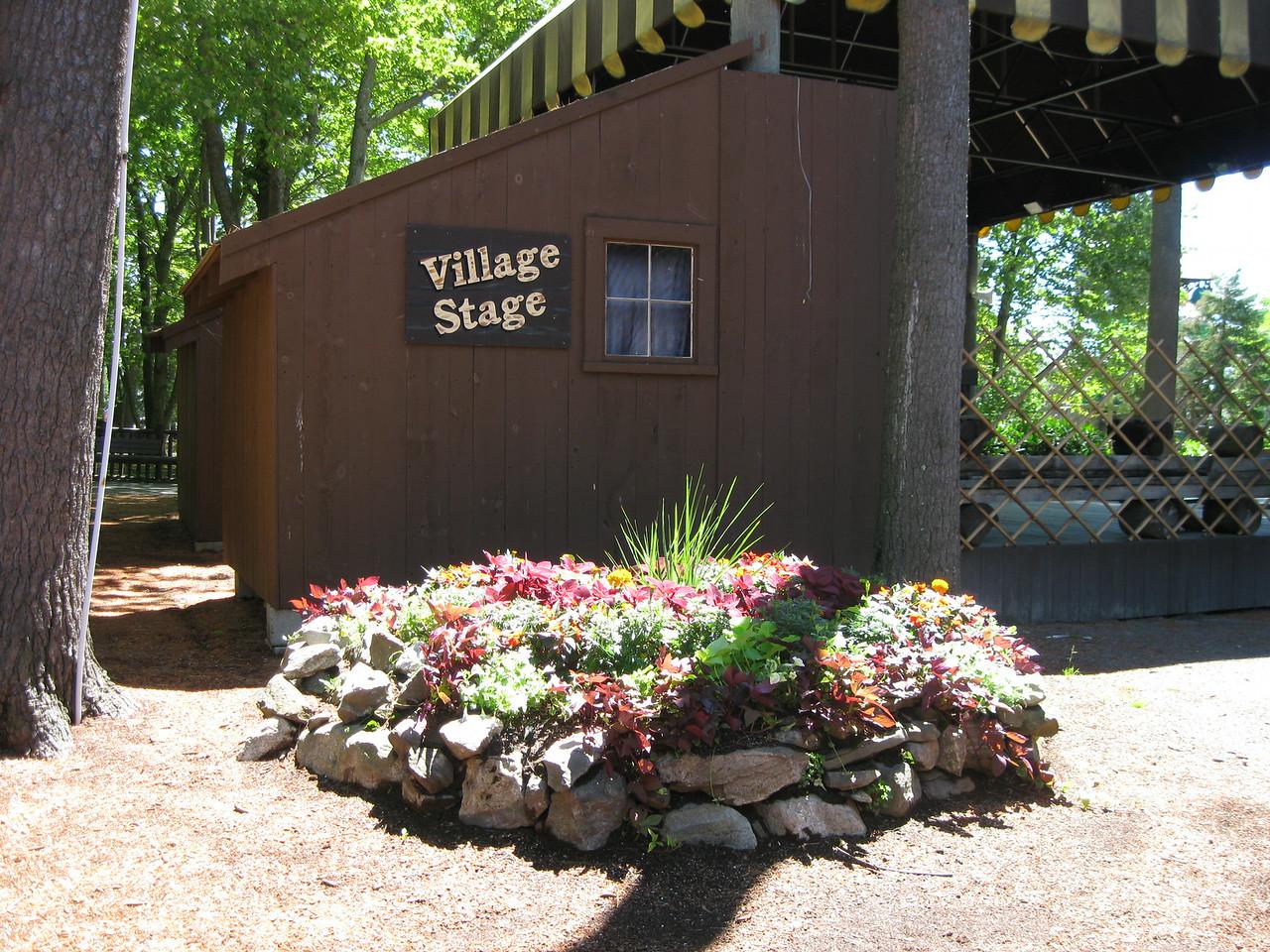 Village Stage.