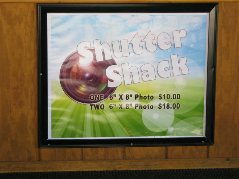 Shutter Shack prices.